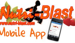 Website Header Nutri-Blast Personal Training Nutrition System