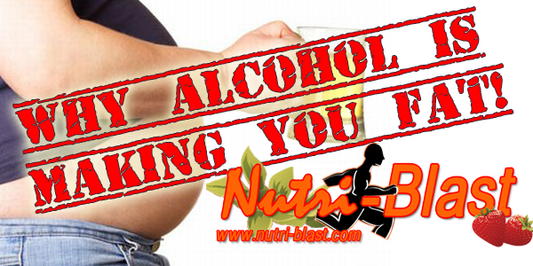 Why Alcohol is Making You Fat